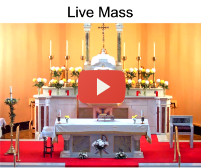 Live Mass Stream from St Augustines Church Limerick