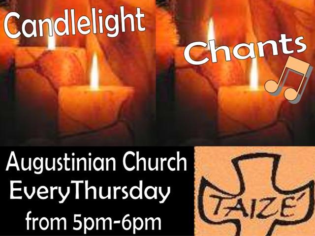 Taize Prayer Meeting @ St Augustines Church